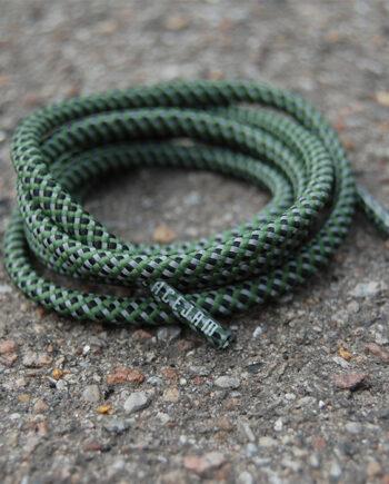 lacejam grøn sort 3m