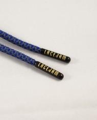 Premium snørebånd blå 3m zoom