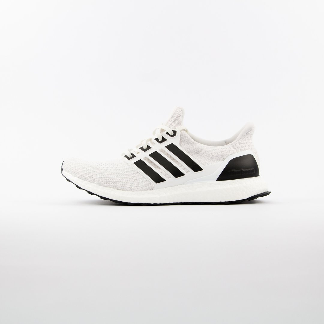 Boosted Stripes Ultra Boost Sort Sneakerlaces Dk